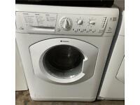 Hotpoint Aquarius 7kg Washing Machine & Dryer