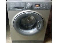 9kg load, 1400rpm, A++ Rated, HOTPOINT WMXTF942G Graphite Silver-Argos` RPR £320