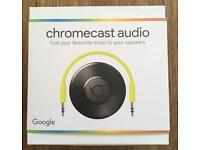 Google Chromecast Audio - Brand New £20