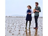 Upbeat Acoustic/Folk Duo available for Weddings and Functions