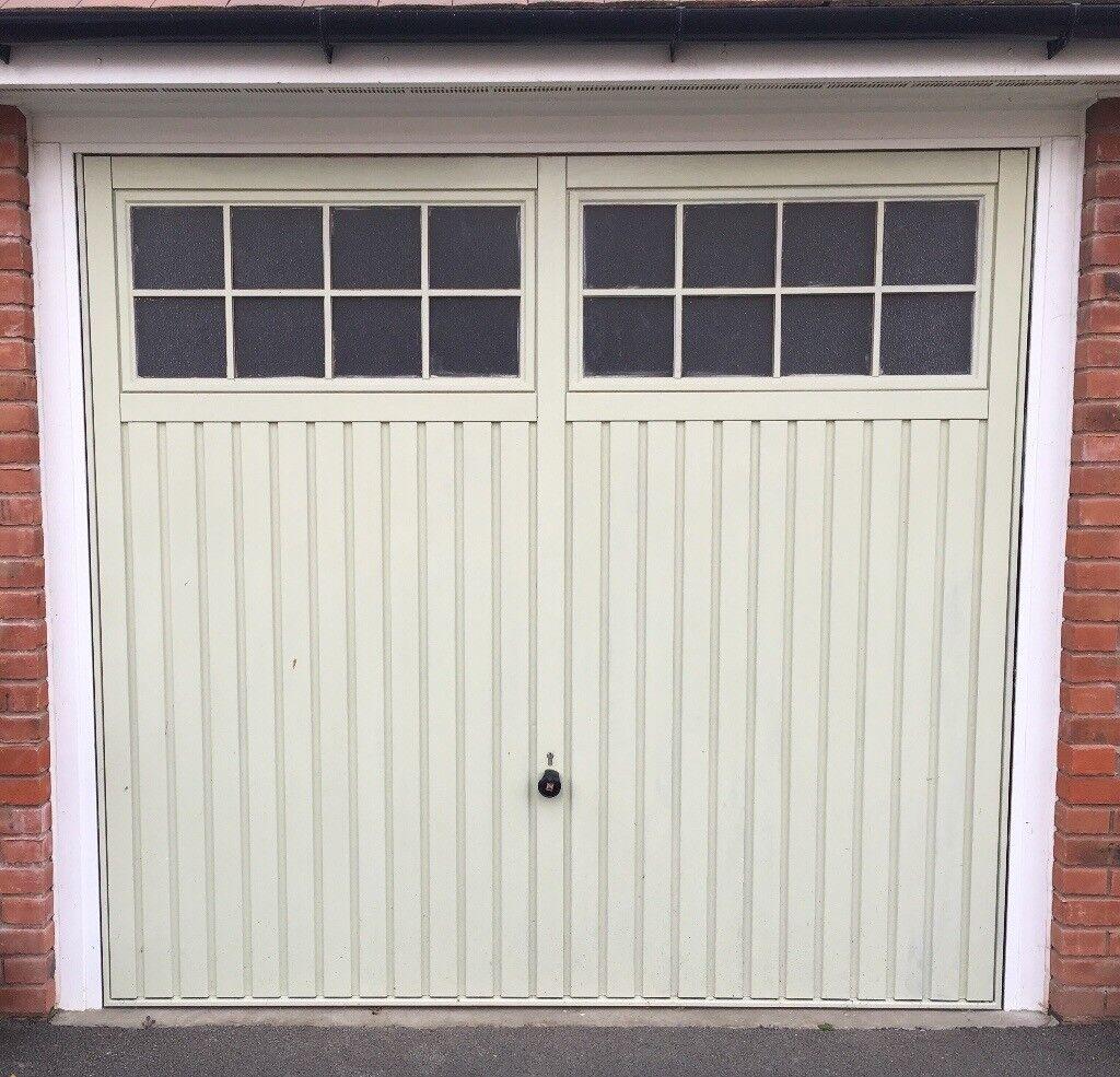 Garador salisbury steel up over garage door in bridgend gumtree garador salisbury steel up over garage door rubansaba