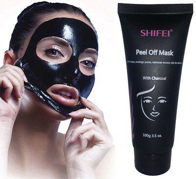 Black Head Killer Schwarze Maske Mitesser Pickel Gesichtsmaske Peel Off XXL 100g