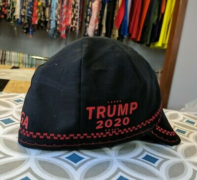 Wendys Welding Hat Made With Trump 2 2020 Application New