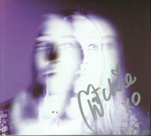 Hatchie Autographed Keepsake CD