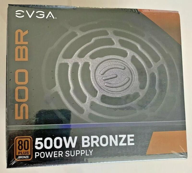 EVGA 500 BR Power Supply PSU