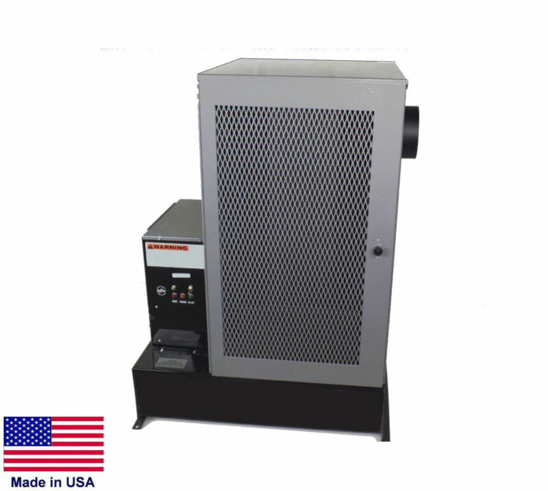 WASTE OIL HEATER Multi-Fuel - Commercial - 120,000 BTU - 850 CFM