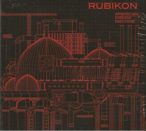 Rubikon American Dream Machine CD (New)