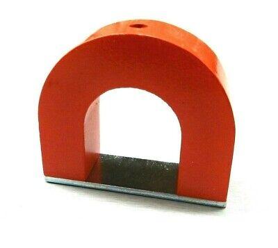Magnet Alnico Horseshoe Magnets 16oz Size 50lb Pull General Tool - Power Alnico