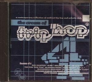 VARIOUS - CREAM OF TRIP HOP 4 - CD Used - Brusciana, Italia - L'oggetto può essere restituito - Brusciana, Italia