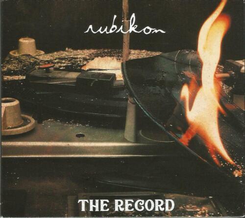 Rubikon The Record CD