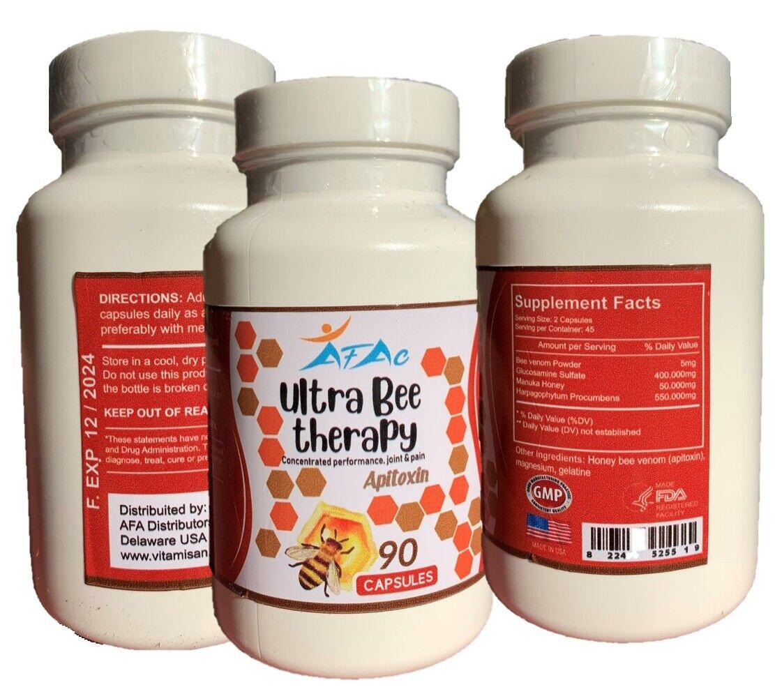 NATURAL BEE,BIO BEE,BIOBEE anti-inflamatory Arthritis Pain abeemed therapy NIB 4
