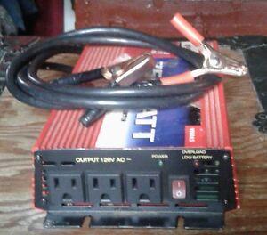 750watt ac to DC inverter 15oopeak
