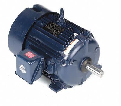 C227a 15 Hp General Electric Motor 254ttfl14037 208 230 460 3ph 254tc 1800 Rpm