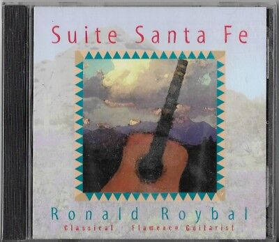 Suite Santa Fe By Ronald Roybal (CD,1996) Brand New Sealed!