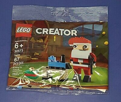 LEGO 30553 Santa Clause Holiday Building Set