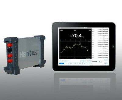 Hantek 365f Long Time Record Voltage Current Resistance Capacitance True Rms