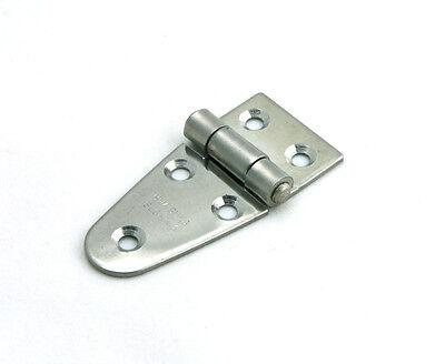 """Stainless Steel Hinge - 2.83"""" x 1.42"""" Boat Marine Hinges Hatch Door Hinge -HG021"""