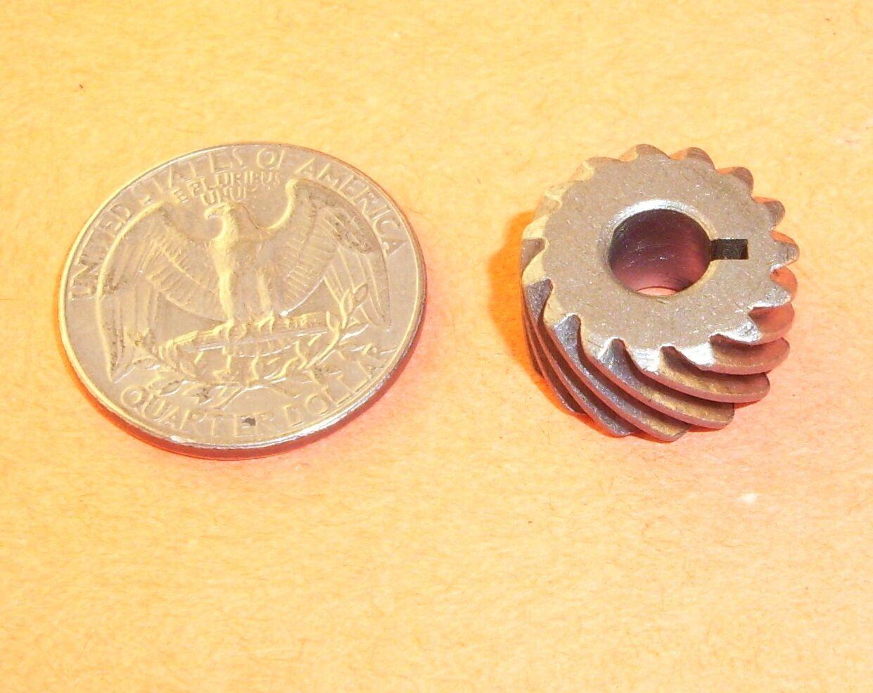 1 Spiral Gear Eastman Cloth Cutting Machine 87c3-8 87c38