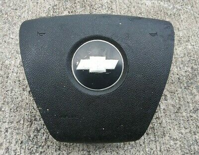 Used 08-16 Chevrolet Express 1500 G2500 G3500 Steering Wheel Air Bag Driver