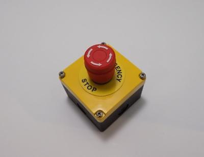 Eao 7404-944.33 Emergency Stop Button
