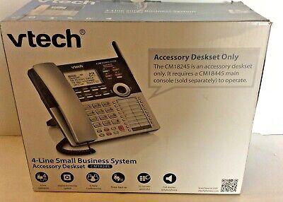 Vtech Cm18245 4 Line Small Business System