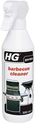 HG Barbecue Cleaner Spray 500ml - Removes All Caked-On And Burnt-In Grease
