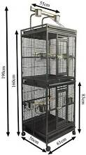 Sale 2 in 1 bird cage aviary  2 storey with gym Riverwood Canterbury Area Preview