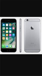 iPhone 6 gris 16 gb