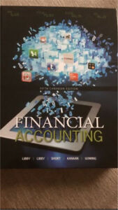 Financial Accounting Fifth Edition - Perfect Condition
