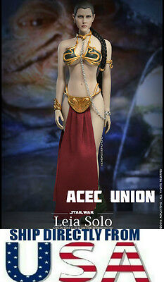 Leia Slave Outfit (1/6 Star Wars Princess Leia Organa Slave Outfit Set For PHICEN USA)