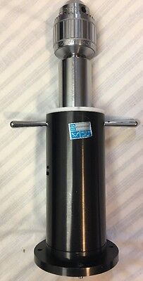 Instron Keyed Drill-type Chuck Assembly Grip Head Lightning Fast Delivery