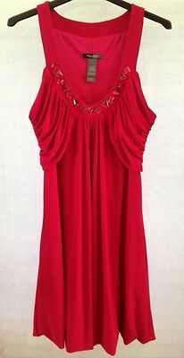 Stores Close By (Formal Short Gown By Bisou Size 14 EUC STORE CLOSING MAKE)