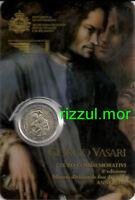 2 Euro 2011 San Marino 500th Nascita Giorgio Vasari In Folder Ufficiale -  - ebay.it