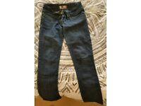 """River island jeans size 8 / 28"""" leg"""
