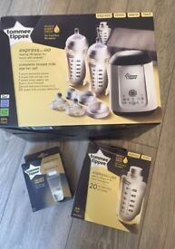 Tommee tippee ( express and go ) new
