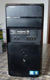 HIGH SPEC DELL VOSTRO 460 DESKTOP PC, i3 CPU, 1.5TB DRIVE 4GB RAM, WINDOWS 10 PRO