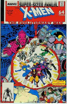 (Uncanny) X-Men Annual # 12 (Arthur Adams, Evolutionary War) (USA, 1988)