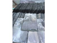 20 x 10 welsh roof slates in good condtion