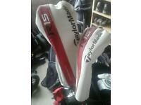 R15 Driver and 3 wood set