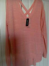 New River Island top size 12