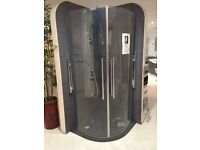 Teuco Shower Doors Brand New