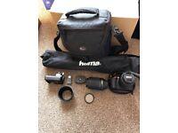 Nikon D5100 DSLR Camera and kit
