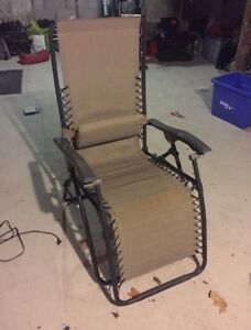 Zero gravity chair $100 takes all 3