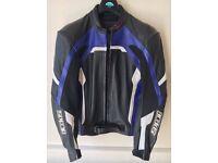 Spada motorcycle jacket (genuine leather)