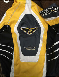 FXR Motorcycle Jacket Large Size
