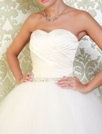 Wedding Dress unworn size 10