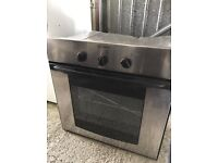 Indesit electric oven integrated