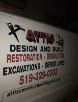 Are You Looking for  Construction Work