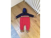 Little Bird Snowsuit (Size 6-9mths)