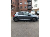 Peugeot 207 1.4 Diesel (LOW MILEAGE,LONG MOT,CHEAP INSURANCE)